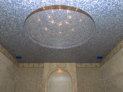 Купол потолок для хамама от производителя
