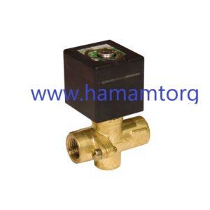 Дренажный клапан для парогенератора в хамам